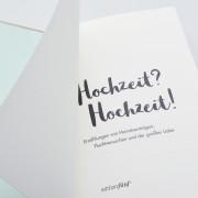 Hochzeit_Typografie